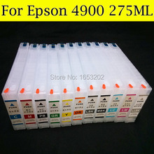 Permanent chip for epson 4900 ink cartridge  compatible 4900XL printer