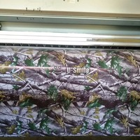 Tree Leaf Realtree Camouflage Car Body Vinyl Wrap Film For SUV TRUCK JEEP 30M/Roll