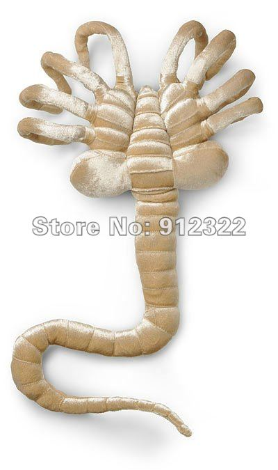 """Alien в натуральную величину, плюшевая игрушка для костюмированной игры 17"""""""
