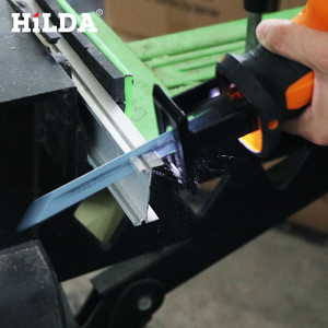 Image 5 - HILDA 12V Cordless Reciprocating Saw Wood Cutting Saw Electric Saws With Saw Blades Woodworking Cutter
