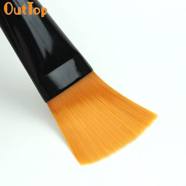 Cosmetic Makeup Mask Brush Fiber -1 PC 3