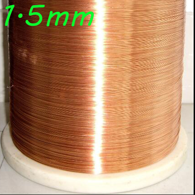 Where To Sell Copper Wire Near Me | Aliexpress Com Buy Cltgxdd 1 5 Mm Polyurethane Enamelled Round