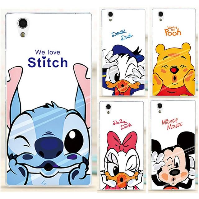 colorido bonito dos desenhos animados do pato donald e mickey mouse