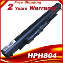 Batería de ordenador portátil HS04 HS03 para N2L85AA, HSTNN PB6T, HSTNN IB6L, TPN C125, TPN C126, TPN C128