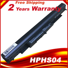 HS04 HS03 laptop battery for N2L85AA 807612 831 HSTNN PB6T HSTNN IB6L TPN C125 TPN C126 TPN C128 TPN I119