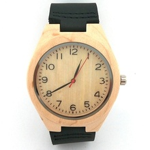 Bamboo Wood Watches 012 For Men And Women Quartz Analog Casual High Quality Fashion wooden Watches
