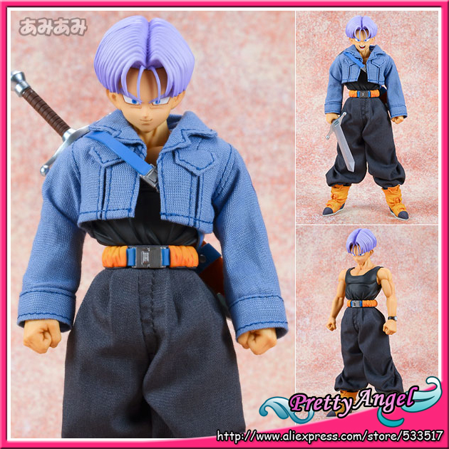 PrettyAngel - Genuine Megahouse Dimension of Dragon Ball DOD Trunks PVC Action FigurePrettyAngel - Genuine Megahouse Dimension of Dragon Ball DOD Trunks PVC Action Figure