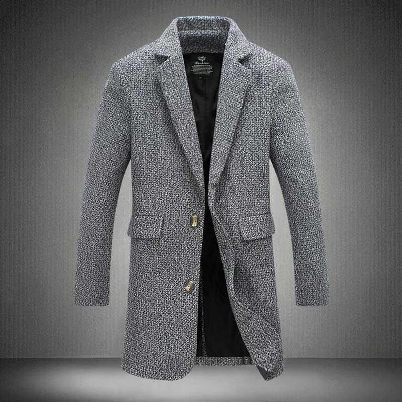 buy trench coat men fashion england style. Black Bedroom Furniture Sets. Home Design Ideas