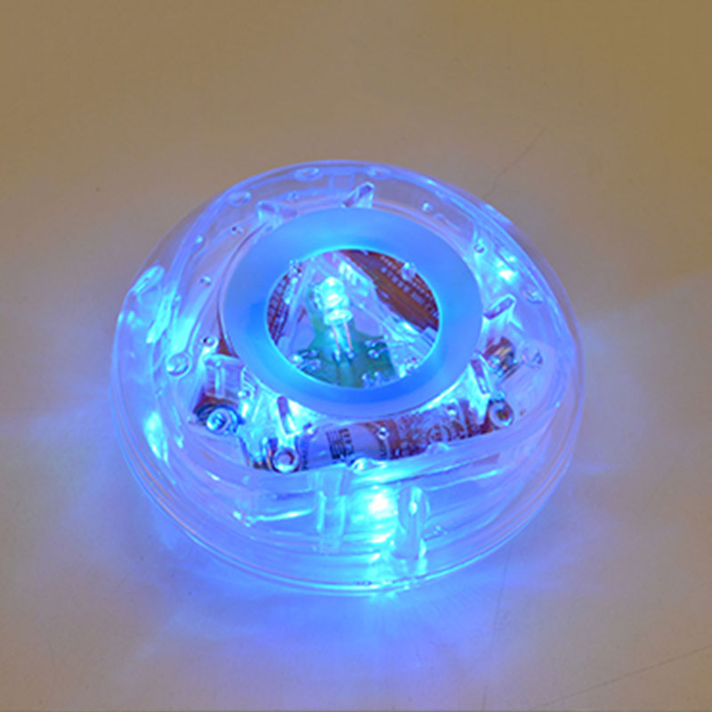 Underwater LED Light Glow Pond Swimming Pool Floating Lamp Bulb ...