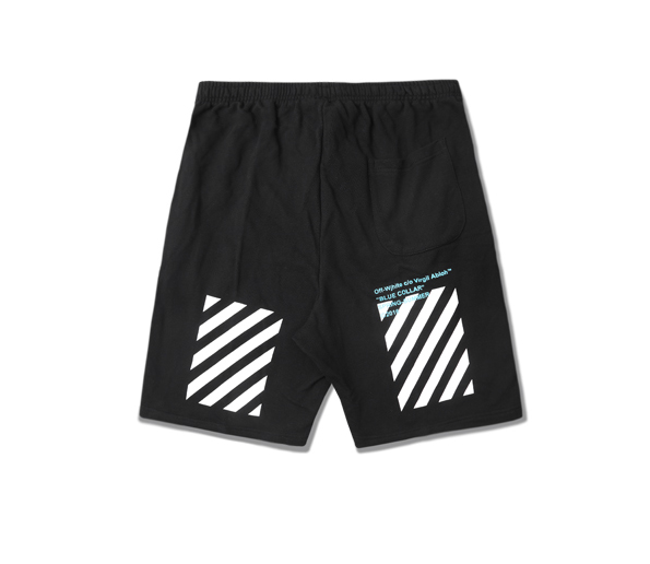 M XXXL off white fringe stamp casual pants men Beach pant