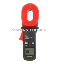 Professional UNI-T UT275 Auto Range Clamp Earth Ground Resistance Testers w/ 0~30A Leakage Current Test 0.01-1000ohm