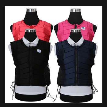Adjustable Equestrian Protective Riding Safety Vest For Children And Adults  1