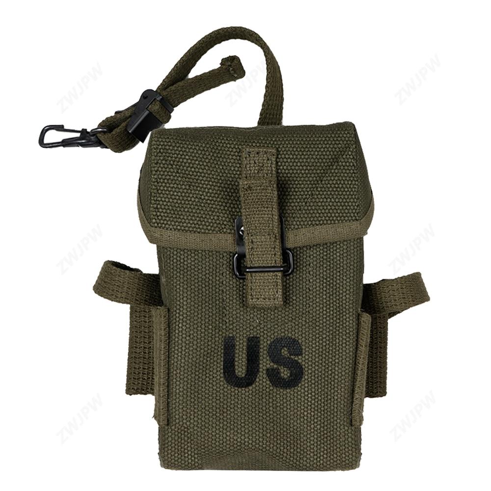 WW2 VIETNAM WAR US  M1956  AMMO POUCH BAG LONGER VERSION
