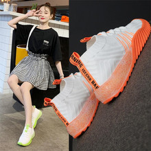 4 Colors Summer Women Breathable Lightweight Tennis Sneakers Stitching Color Fashion Shoes Casual Tenis Feminino