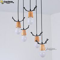 modern pendant light dinning room livingroom kitchen dimmable led Hanging Lamp lamparas nordic desgin lampshade E27 home Decor