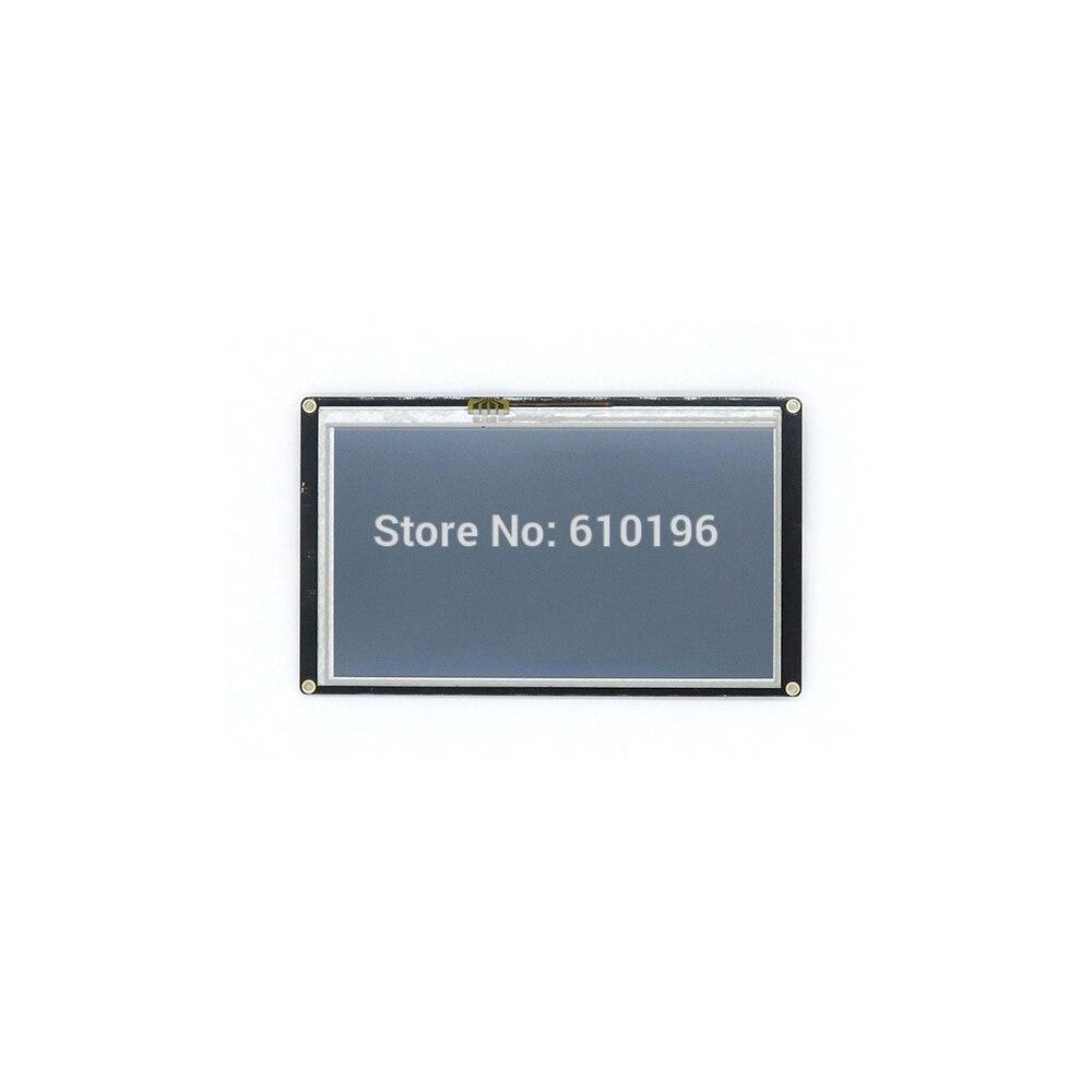 Nextion Reforçada 7.0 ''HMI Inteligente Inteligente Visor Do Painel De TFT LCD De Toque Módulo USART UART Serial Para Arduino Raspberry Pi