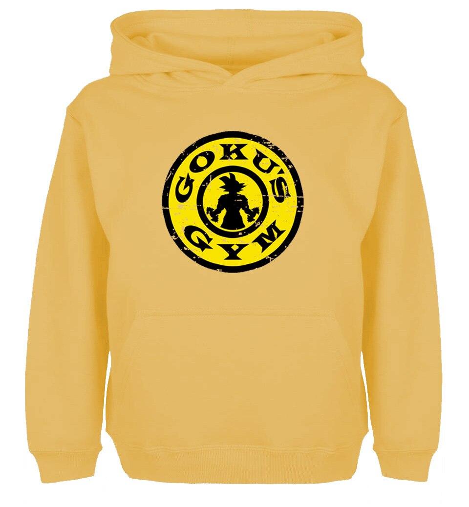 Train Insaiyan Gokus DBZ Dragon Ball Design Hoodie Mens Womens Winter Cotton Printing Sweatshirt Tops