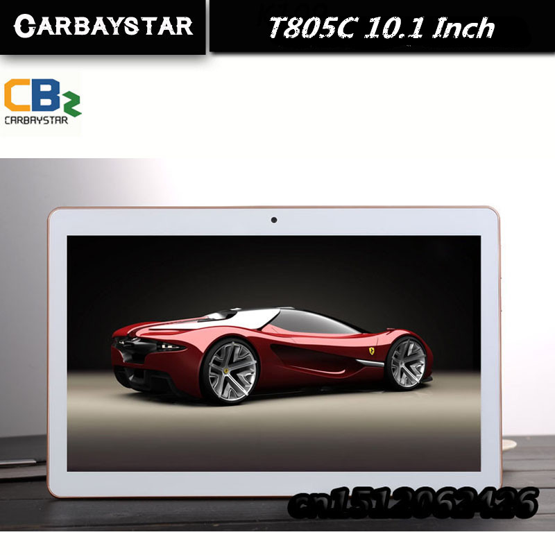 CARBAYSTAR T805C Smart tablet pcs android 5 1 tablet pc 10 1 inch call tablet computer