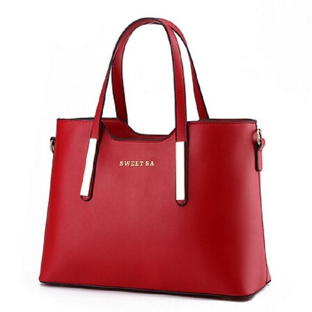 aa4fc78317 2015 new model leather bag lady bag famous brands lady tote bag handbag  shoulder bag