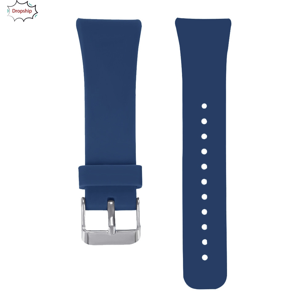 все цены на OTOKY Leather Strap On Watch Wrist Strap Band For Samsung Gear Sport Smart Watch Apl18 W20d30 Dropshipping