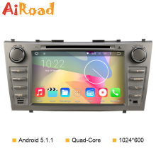 Car in-dash System for Toyota Camry 2007-2011 DVD GPS Android 5.1.1 Quad Core Stereo Radio Player Navigation Multimedia Receiver