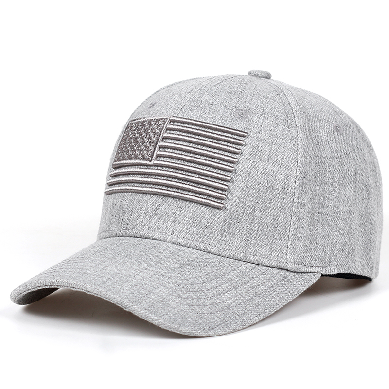 High Quality Cotton Outdoor   Baseball     Cap   Raised Flag Embroidery Snapback men women Fashion Sports Hats   Caps   Bone Garros