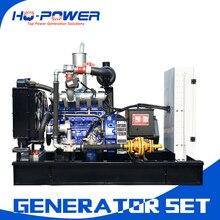 Генератор природного газа 10kw 3 фазный двигатель портативных генераторов