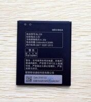 2016 New Original BL 229 BL229 Battery For Lenovo A8 A806 A808T 2500mAh High Quality Mobile