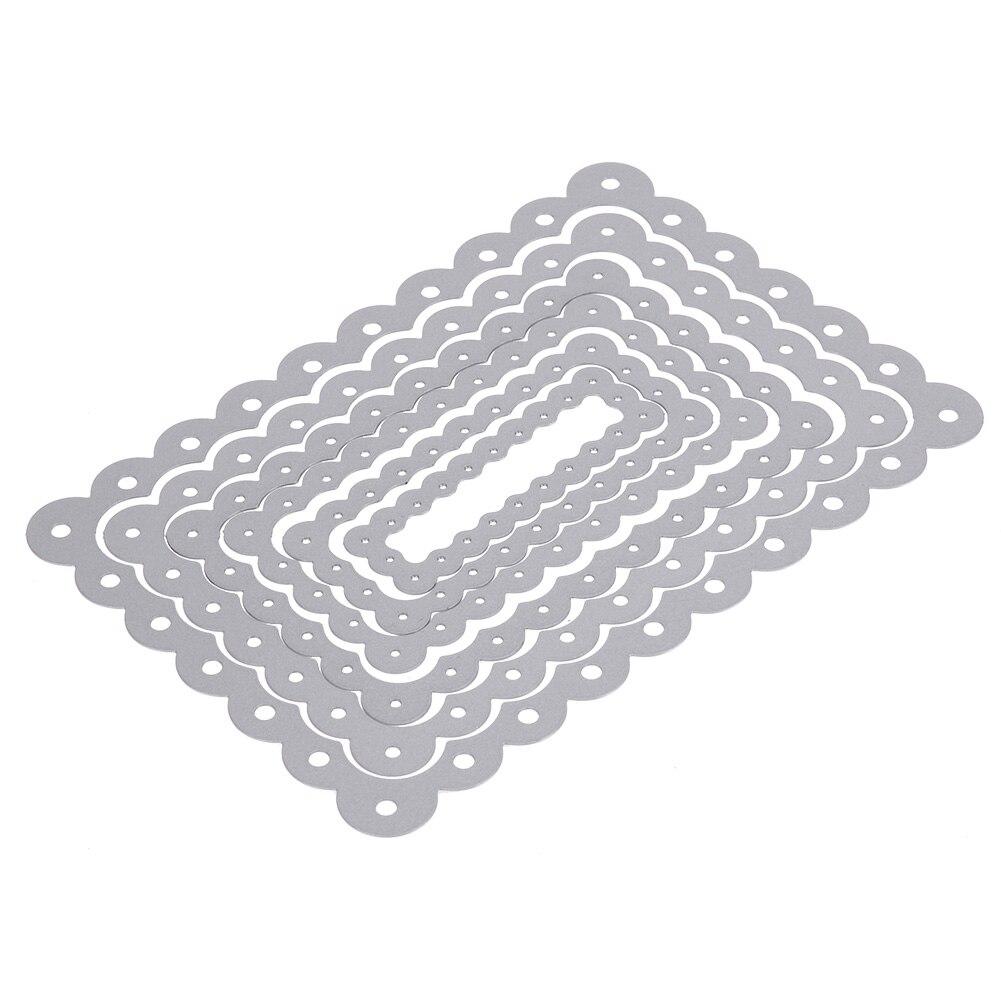 Bilderrahmen Metall Stanzformen Ordner für DIY Scrapbooking ...
