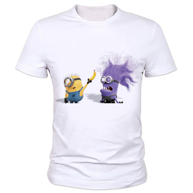 New Style Despicable Me Minions T-shirts