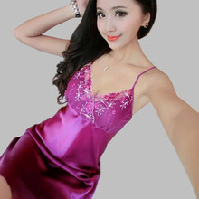 Sexy Lingerie Women Nightgowns Summer Sleepwear Clothes Strapless V-neck Shorts Night Dress Ladies Sleepshirts Tracksuit E0448