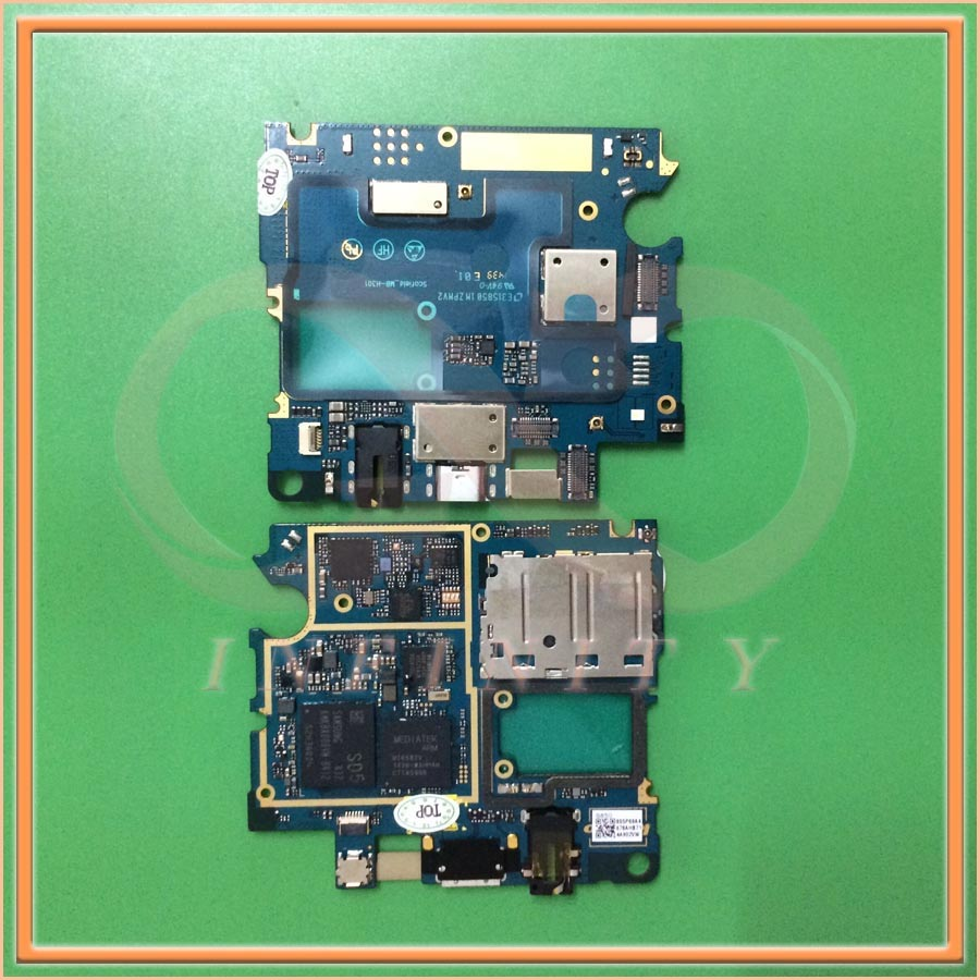 In Stock 100% NEW Test Working 16gb Board For Lenovo S850 Motherboard Smartphone Repair Replacement With multilingual ...