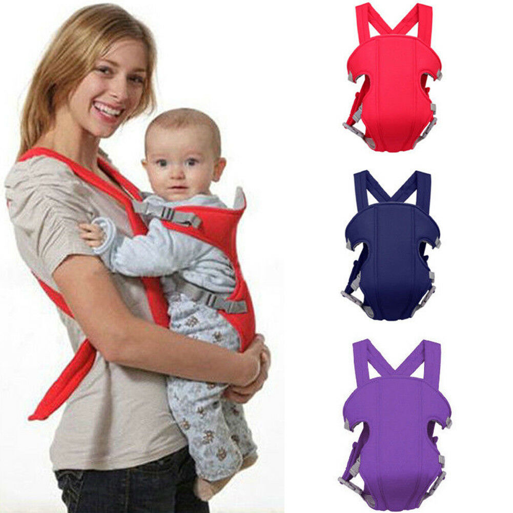 Infant Baby Front Carrier Breathable Ergonomic Comfortable Hipseat Sling Adjustable Pouch Wrap Travel Backpack Baby Kangaroo