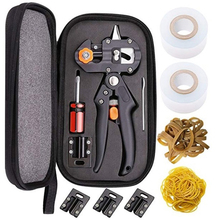 Household Garden Grafting Tool Set Fruit Tree Professional Pruning Shears Cutting Tools Kit