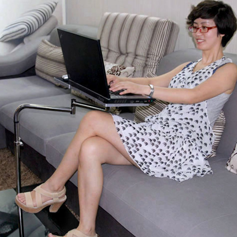 Ok chassis laptop desk mobile mount sofa keyboard mouse
