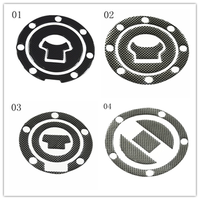 Бесплатная доставка, 1 шт. углерода Волокно Танк Pad TankPad протектор Стикеры для мотоциклов Универсальный