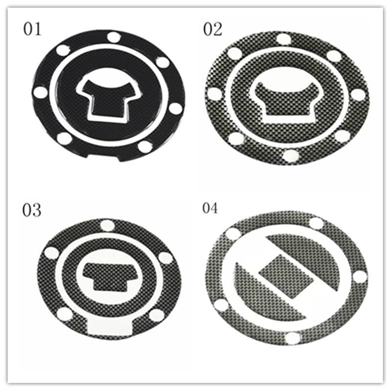 Free shipping 1pcs Carbon Fiber Tank Pad Tankpad Protector Sticker For Motorcycle Universal цена