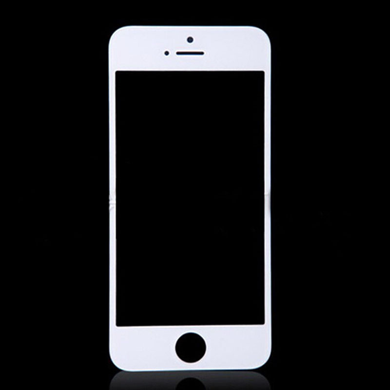 5.5'' White/Black For iphone Front Glass Panel Touch Screen Replacement For iphone 6 plus Mobile Phone Touch Panel Parts