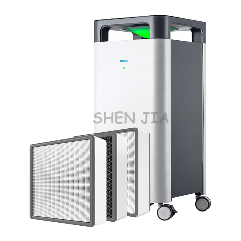 Home air purifier X83 intelligent addition to formaldehyde air purifier Vertical particulate particle haze purifier 220V 1PC kj210g c42 air purifier in addition to formaldehyde secondhand smoke wifi intelligent control mute ionizer