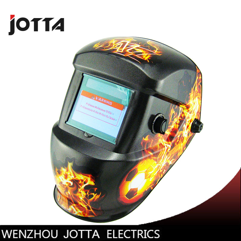 Máscara de soldagem de filtro de escurecimento automático solar/capacete/tampão de soldador/máscara facial para máquina de solda/equipamento