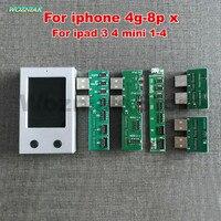 Мини индикатор батареи для iphone 4g 4s 5g 5s 6G 6s 6s p 6 plus 7 7 p 8 8 p x Батарея чище ремонт инструмент для инструменты ipad