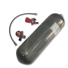 AC168101 Acecare акваланга/цилиндр клапан 6.8L CE 4500spi Pcp/Воздушный Пейнтбол Бак Pcp клапан углеродное волокно цилиндр Pcp пневматическая винтовка