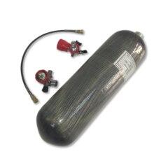 AC168101 Acecare Scuba Tank/Zylinder Ventil 6.8L CE 4500spi Pcp/Air Paintball Tank Pcp Ventil Carbon Faser Zylinder pcp Luftgewehr