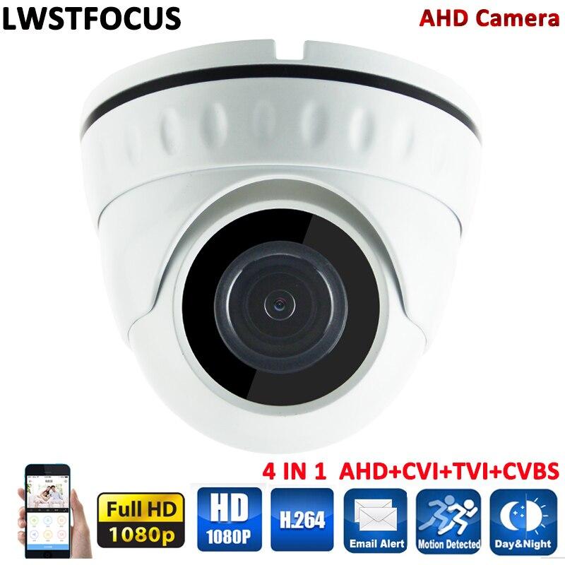 LWSTFOCUS Metal Anti Vandal Security Surveillance Dome Camera AHDH 1080P F22+1080E Sensor FULL HD 1080P AHD Camera OSD Cable sony imx322 ahd camera ahdh 1080p full hd cctv surveillance security camera osd button