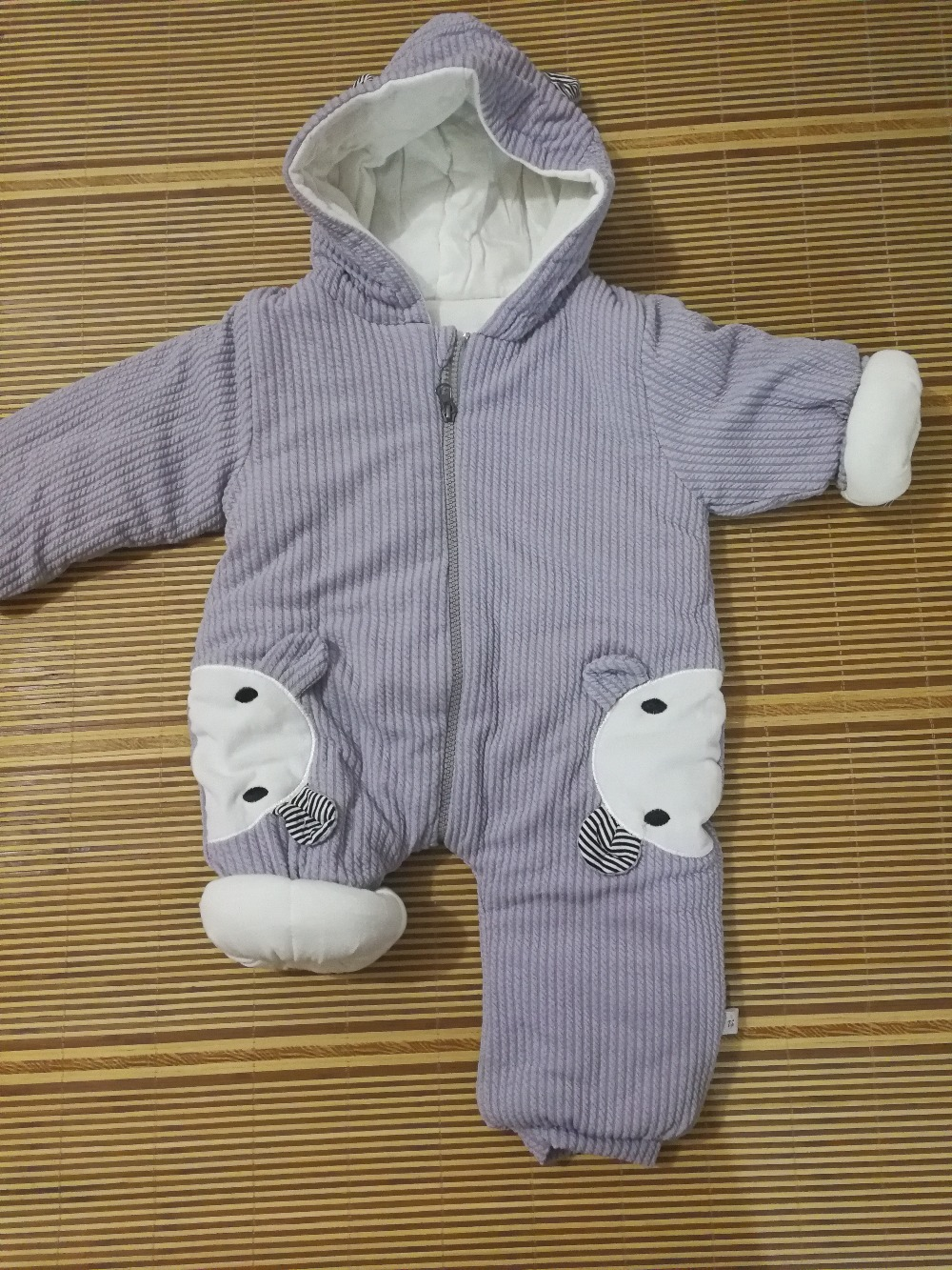 2019 New Russia Baby costume rompers Clothes cold Winter Boy Girl Garment Thicken Warm Comfortable Pure 2019 New Russia Baby costume rompers Clothes cold Winter Boy Girl Garment Thicken Warm Comfortable Pure Cotton coat jacket kids