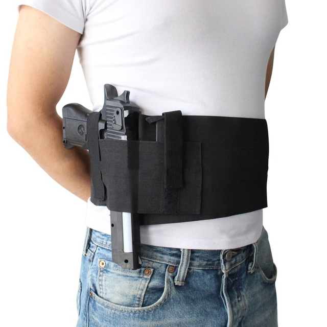 Conceal carry bikini holster
