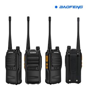 Image 3 - Baofeng S88 Mini Walkie talkie Drahtlose Tragbare Private Stick Hotel Tourie Sicherheit Walkie talkie 5 KM Radio Comunicador