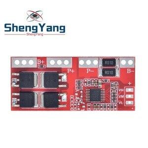 Image 5 - Batteria al litio 4s 30A ad alta corrente agli ioni di litio 18650 modulo scheda di protezione caricabatterie 14.4V 14.8V 16.8V sovraccarico su corto circuito