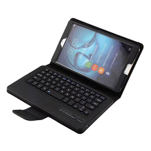 For Huawei MediaPad M3 8.4 case BTV-W09/DL09 tablet Removable Wireless Bluetooth Keyboard Case cover for Huawei M3+Stylus