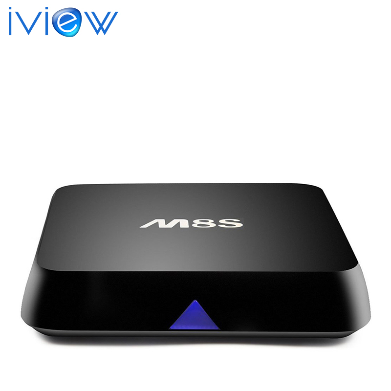 Free Ship Original M8S Android Smart TV Box M8S Amlogic S812 4K 2G/8G XBMC Dual band wifi Android 4.4 Media Player M8 TV Box m8 fully loaded xbmc amlogic s802 android tv box quad core 2g 8g mali450 4k 2 4g 5g dual wifi pre installed apk add ons